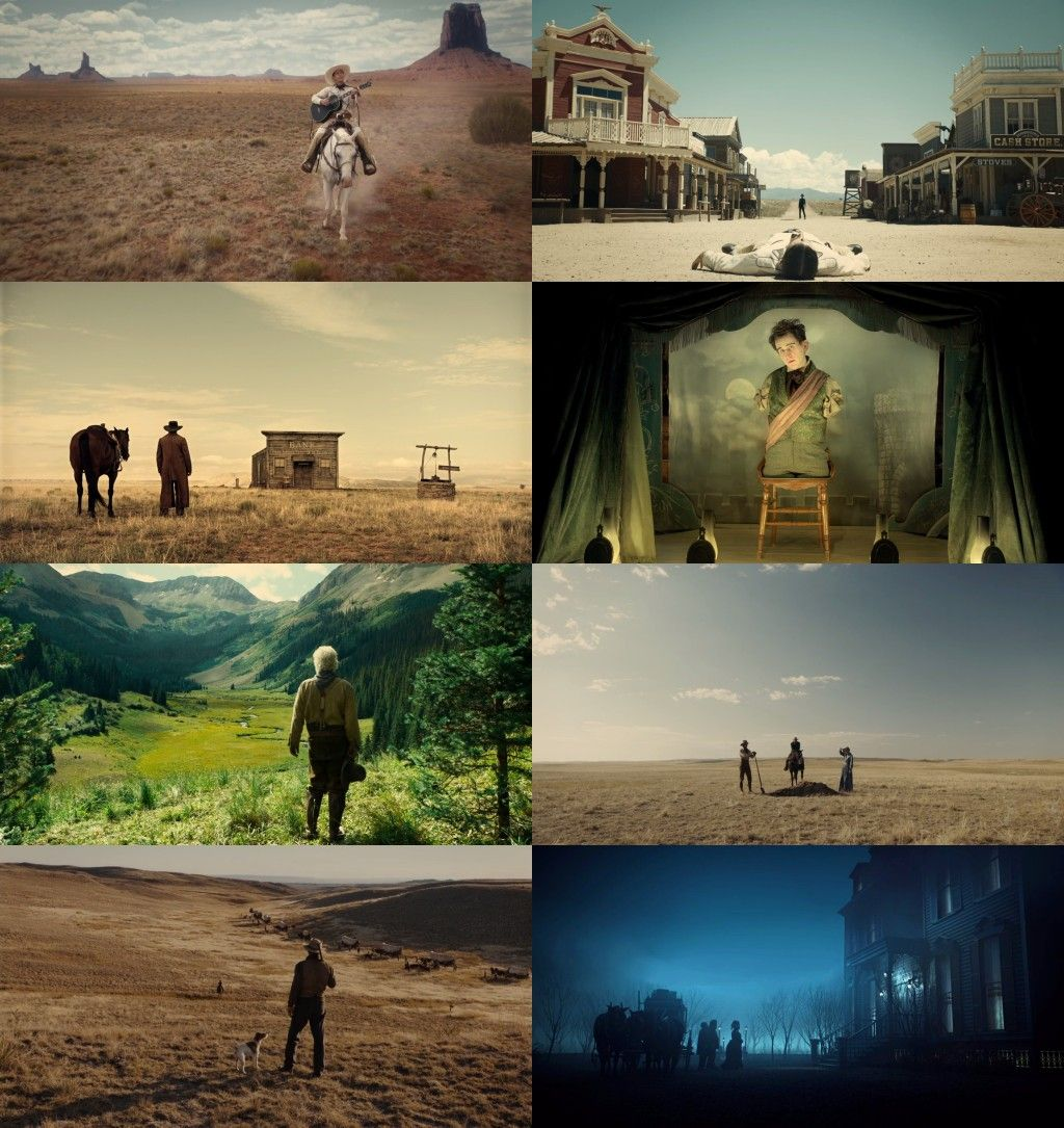 The Ballad Of Buster Scruggs 2018 Director Joel And Ethan Coen Cinematographer Bruno Delbonnel Beautiful Cinematography Cinematography Film Inspiration