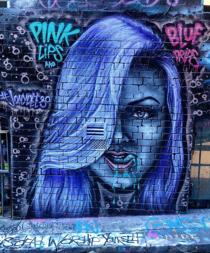 Pin By N Sun On Art Graffiti Art Urban Art Street Art