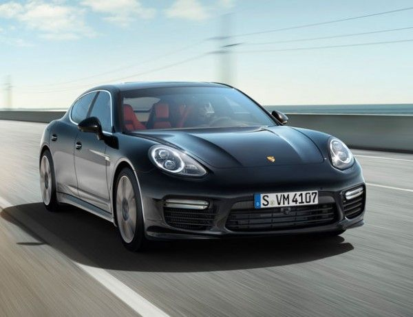 2014 Porsche Panamera Turbo And Turbo Executive Announced For The Us