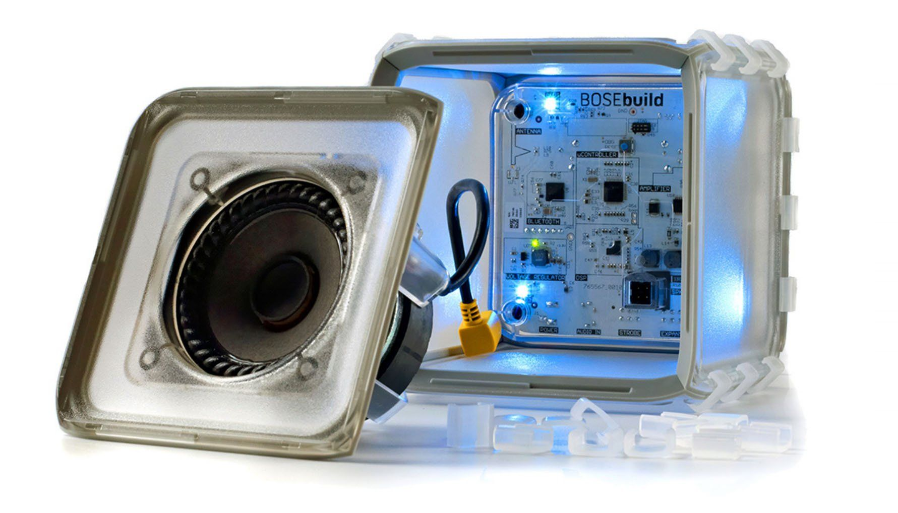 Bosebuild bosebuild diy bluetooth speaker diy