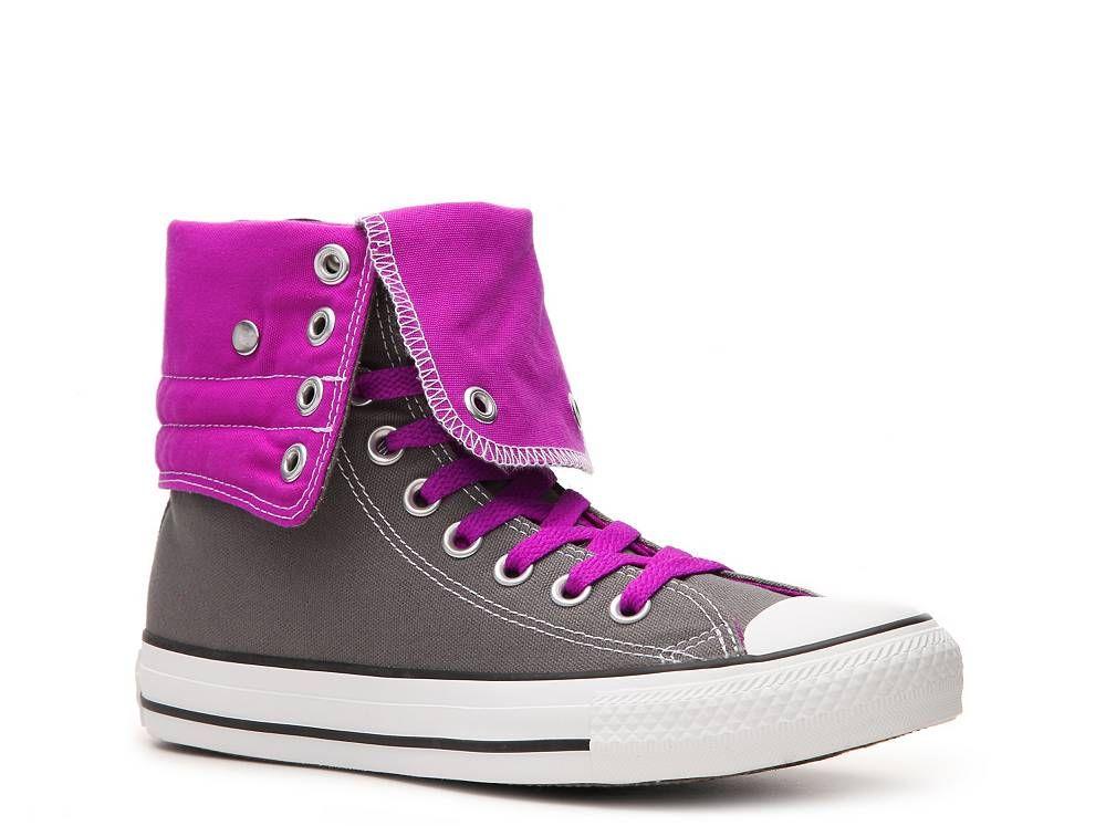 173f7621c0e8b2 Converse Chuck Taylor All Star Knee High-Top Sneaker - Womens