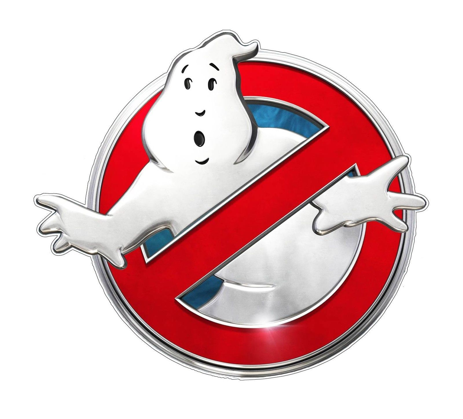 Ghost Busters Movie; Ghost Busters Logo Vinyl Sticker ...