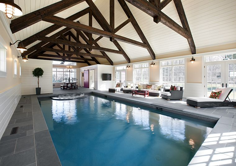 Combined energy systems inc indoor swimming pool and for Pool design guide