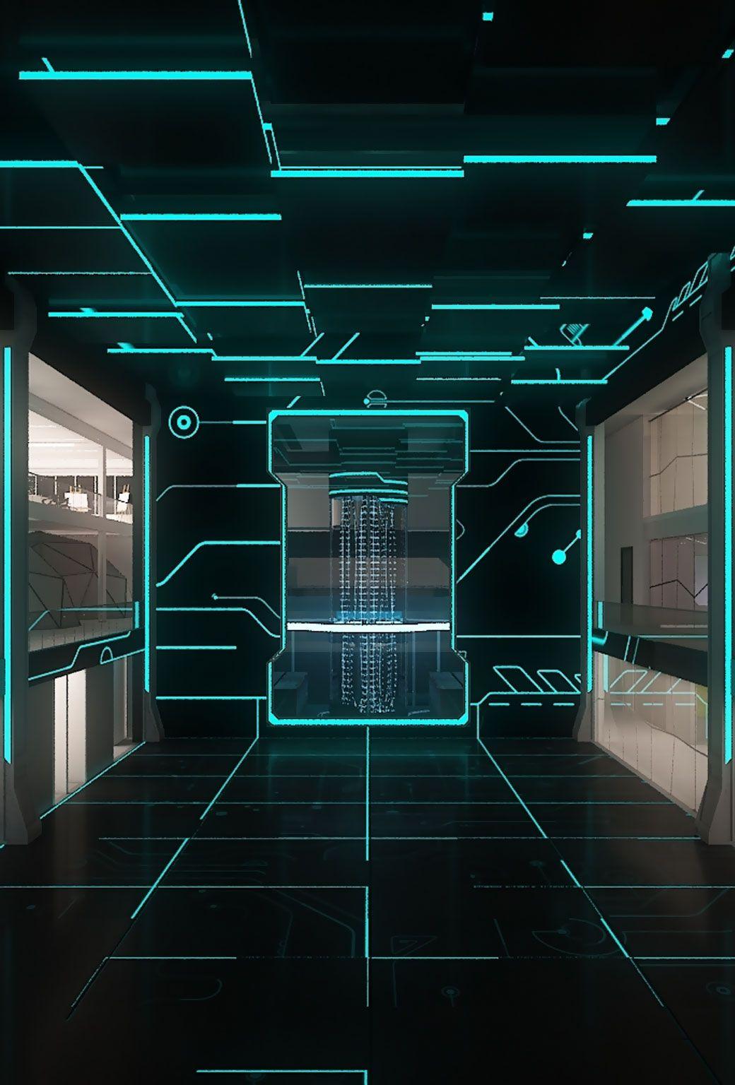 : Photo | Futuristic design, Futuristic interior, Architecture