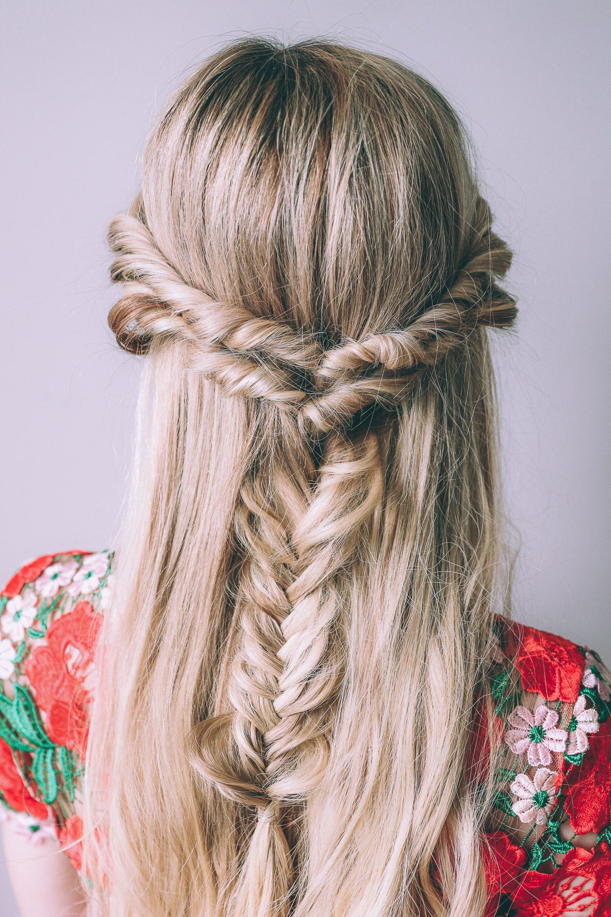 3 Styles 3 Days Barefoot Blonde By Amber Fillerup Clark Cowgirl Hair Styles Hair Styles Cowgirl Hair