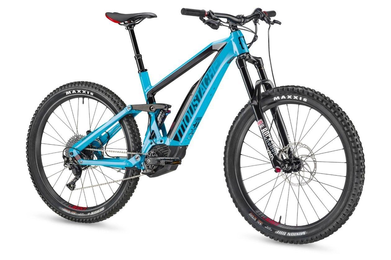 Moustache Samedi 27 Race 4 500 Wh 2019 27 5 Zoll Fully E Bike Selber Bauen E Bike Fahrrad Fahren