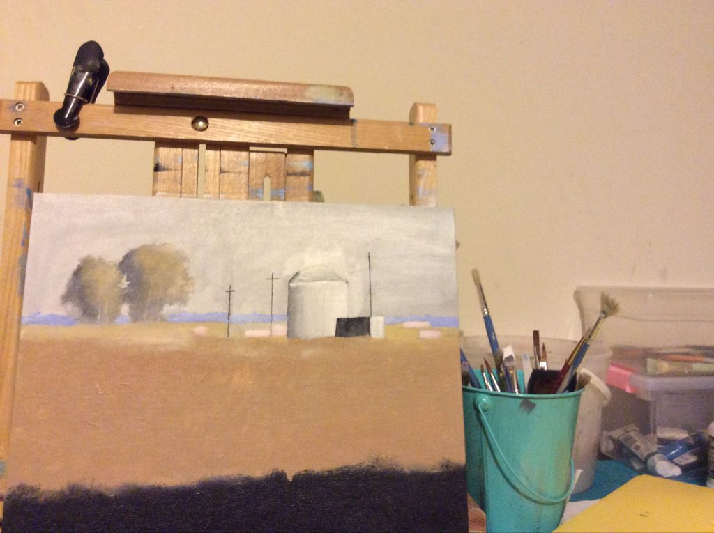 How Do You Paint On Canvas These 8 Painting Tips Will Get