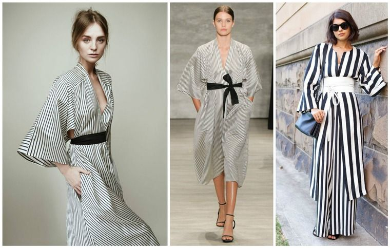 Сакура в цвету: японский стиль в одежде | Журнал Ярмарки ...  Японский Стиль в Одежде