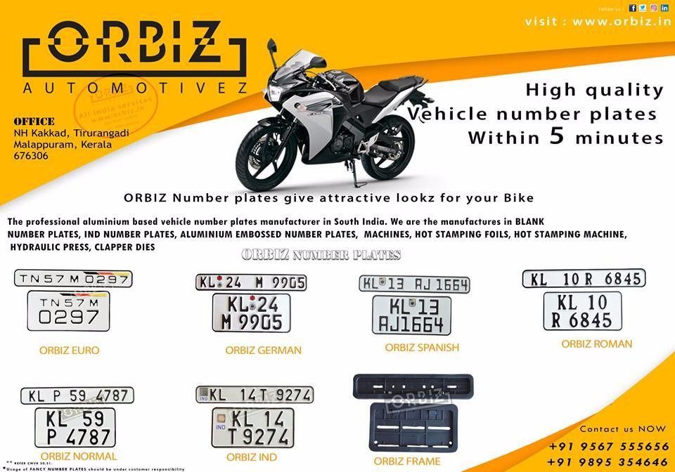 Pin by Number plates on Car Number plates designs