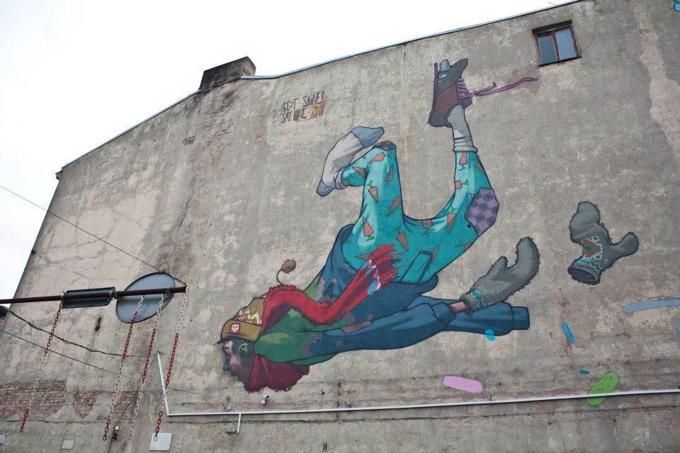 Etam Crew - Lodz, Poland