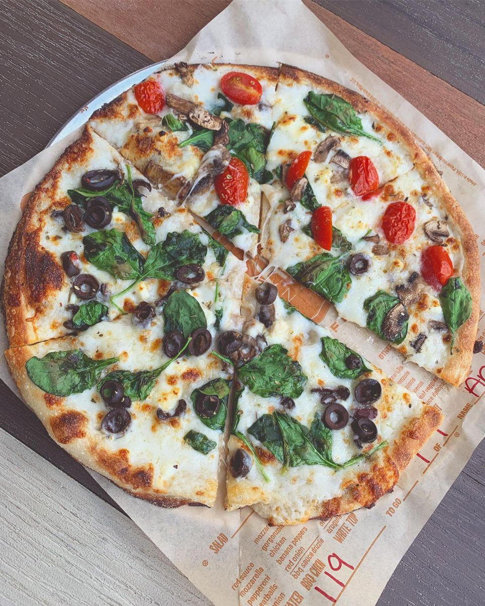 Blaze Pizza Disney Springs In 2020 Disney Springs Yummy Lunches Spring Lunch