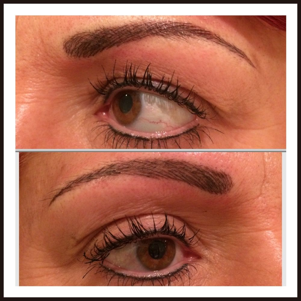 Pin by Cosmetic Contour on Permanent Make Up By Daphne J