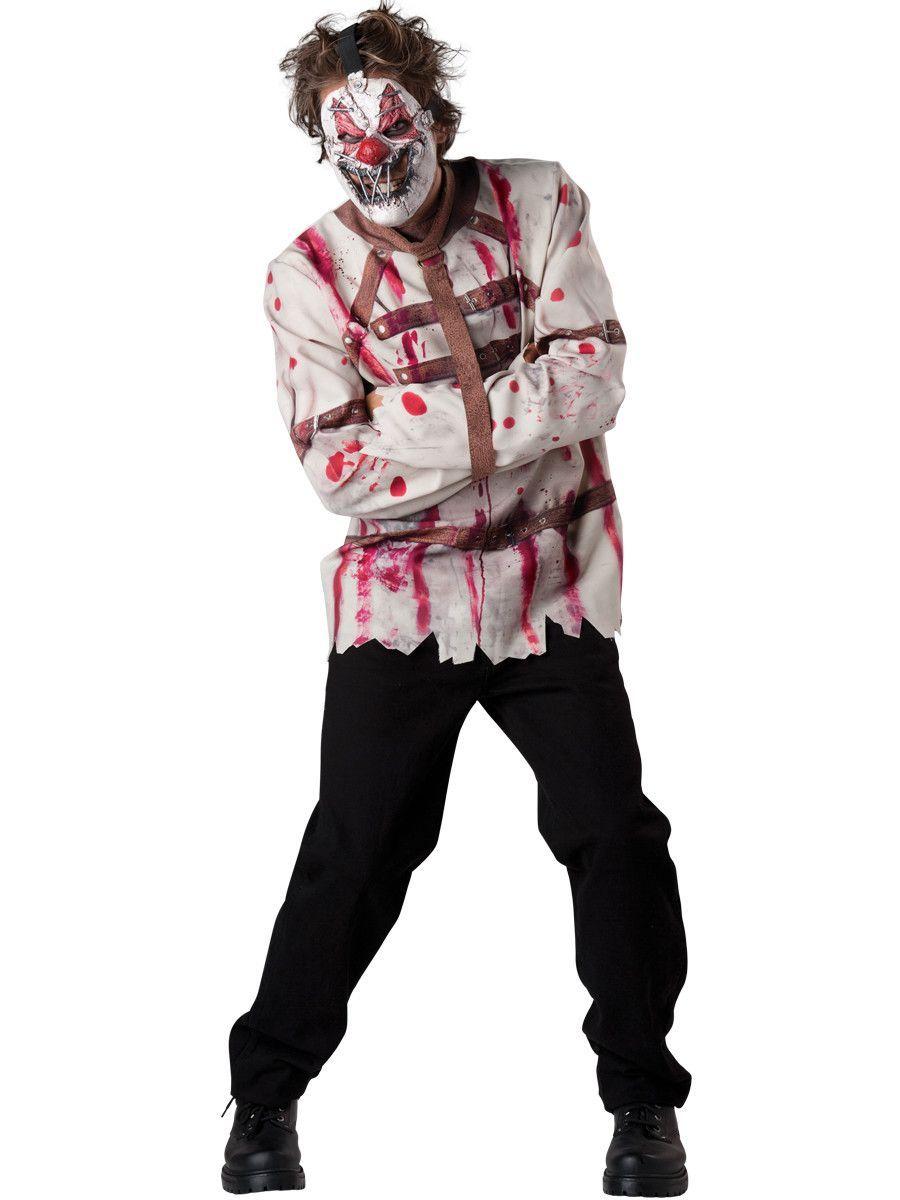 Circus Psycho Costume  sc 1 st  Pinterest & Circus Psycho Menu0027s Costume   Costumes Teen costumes and Halloween ...