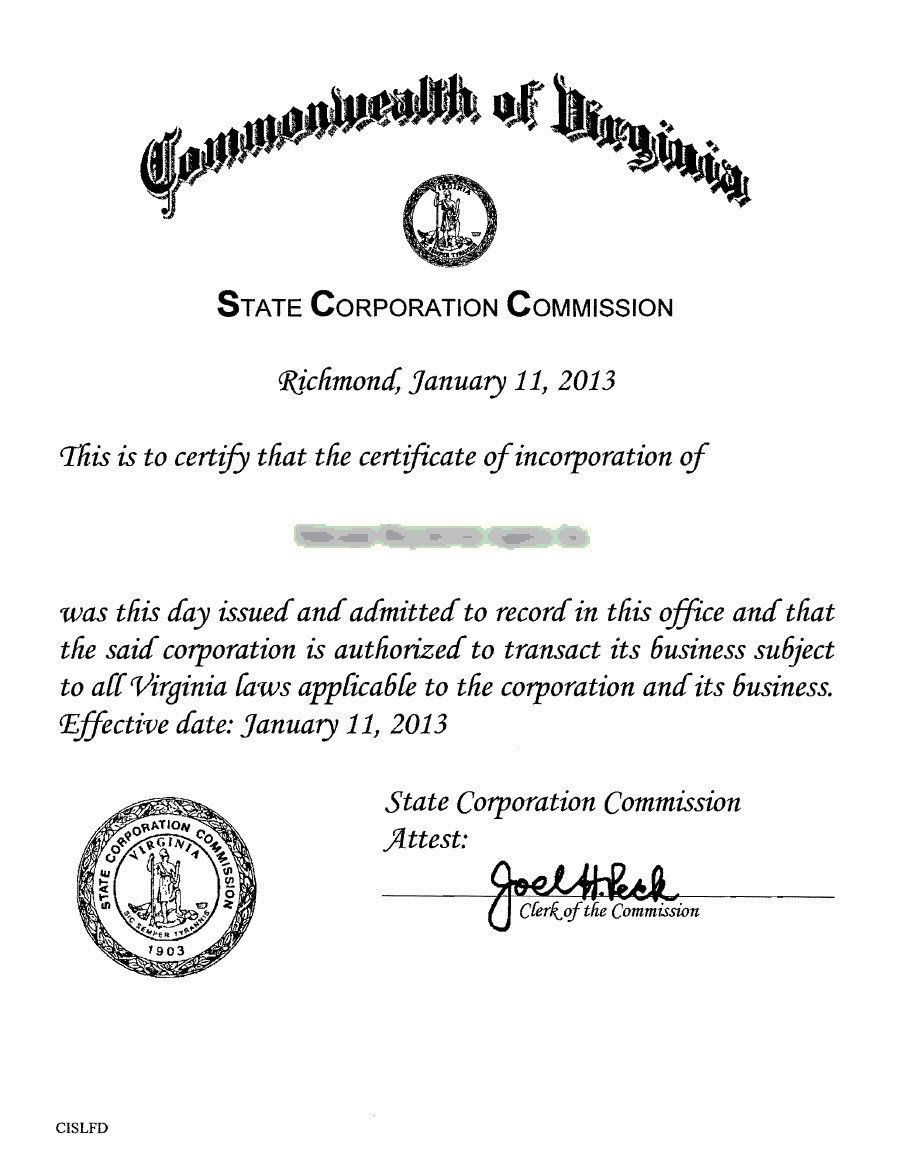 What Are Articles Of Incorporation And How To File Them Small Business Insurance Business Insurance Fundera