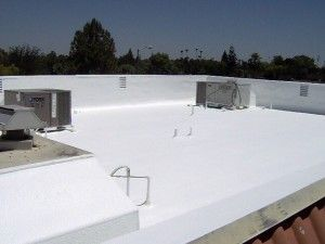 Spray Polyurethane Foam Based Spf Roof Systems Everybody Needs A Roof Foam Roofing Polyurethane Spray Foam Roofing Systems