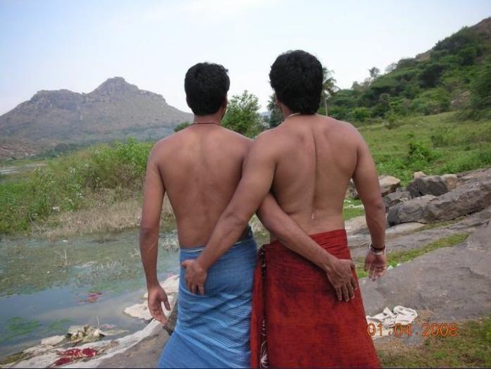 Sarongs For Men  Sexy Lungi Men , Sex Mundu Men , Sexy -7758