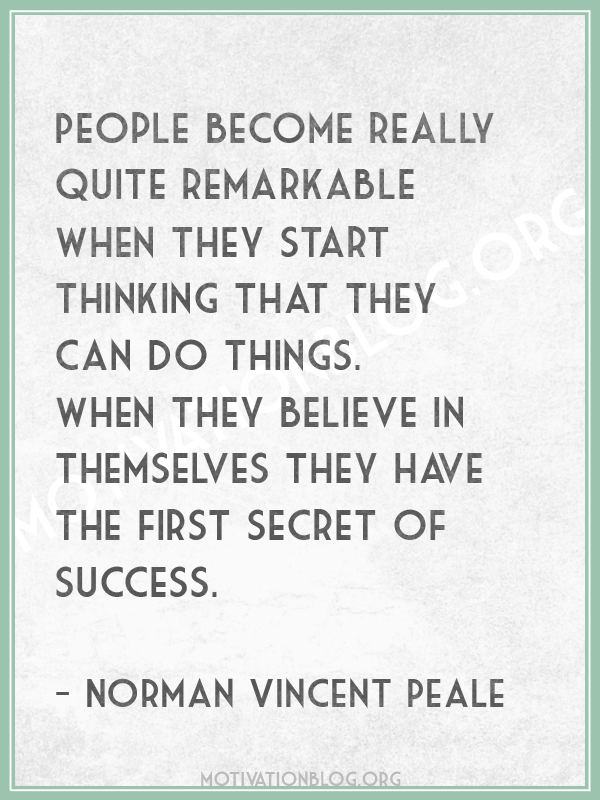 Norman Vincent Peale Quotes With Images Norman Vincent Peale Quote