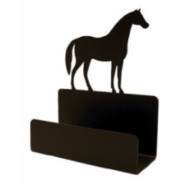 Horse business card holder 01 silhouette pinterest business horse business card holder colourmoves Choice Image