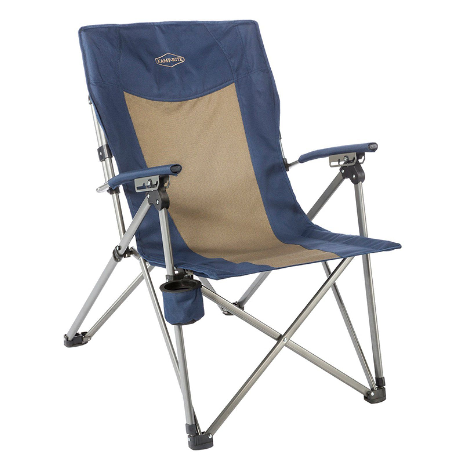 Outstanding Outdoor Kamp Rite 3 Position Hard Arm Reclining Chair Dailytribune Chair Design For Home Dailytribuneorg