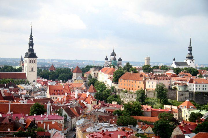 My older sister lives in Tallinn Estonia.  she moved there with her family a month ago and I am planning my first European vacation to visit her in sept 2013.  This city is adorable.  Can't wait.