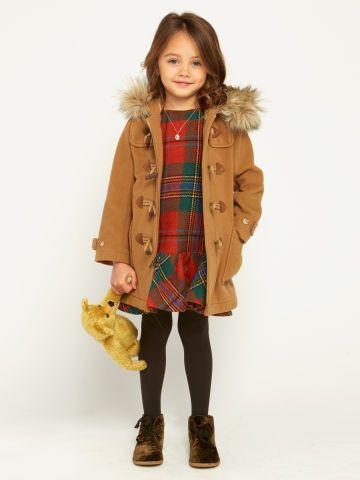 Pretty in Plaid - Fashion Show Looks  Children - RalphLauren.com