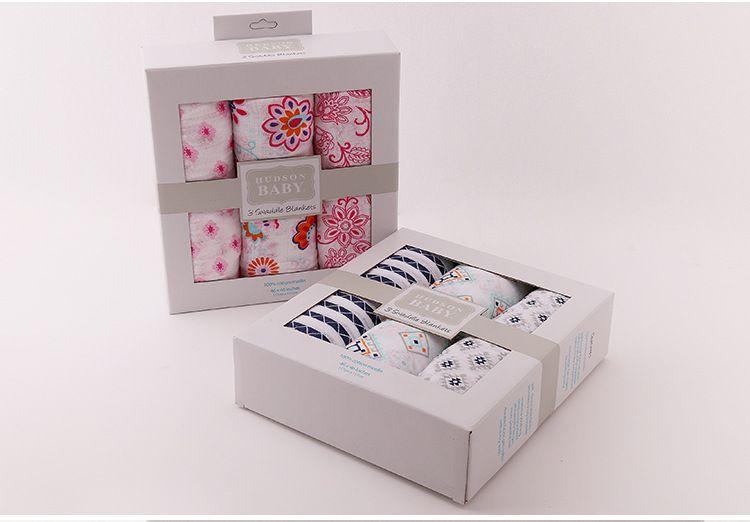 Gauze towel gift box details _15