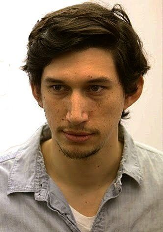 Adam Driver looking pretty foxy here. I love his weird, intense character in Girls.