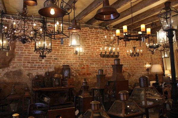 Find bevolo gas electric lighting