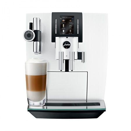 Jura Impressa J6 espressomachine, Piano White #juraimpressa