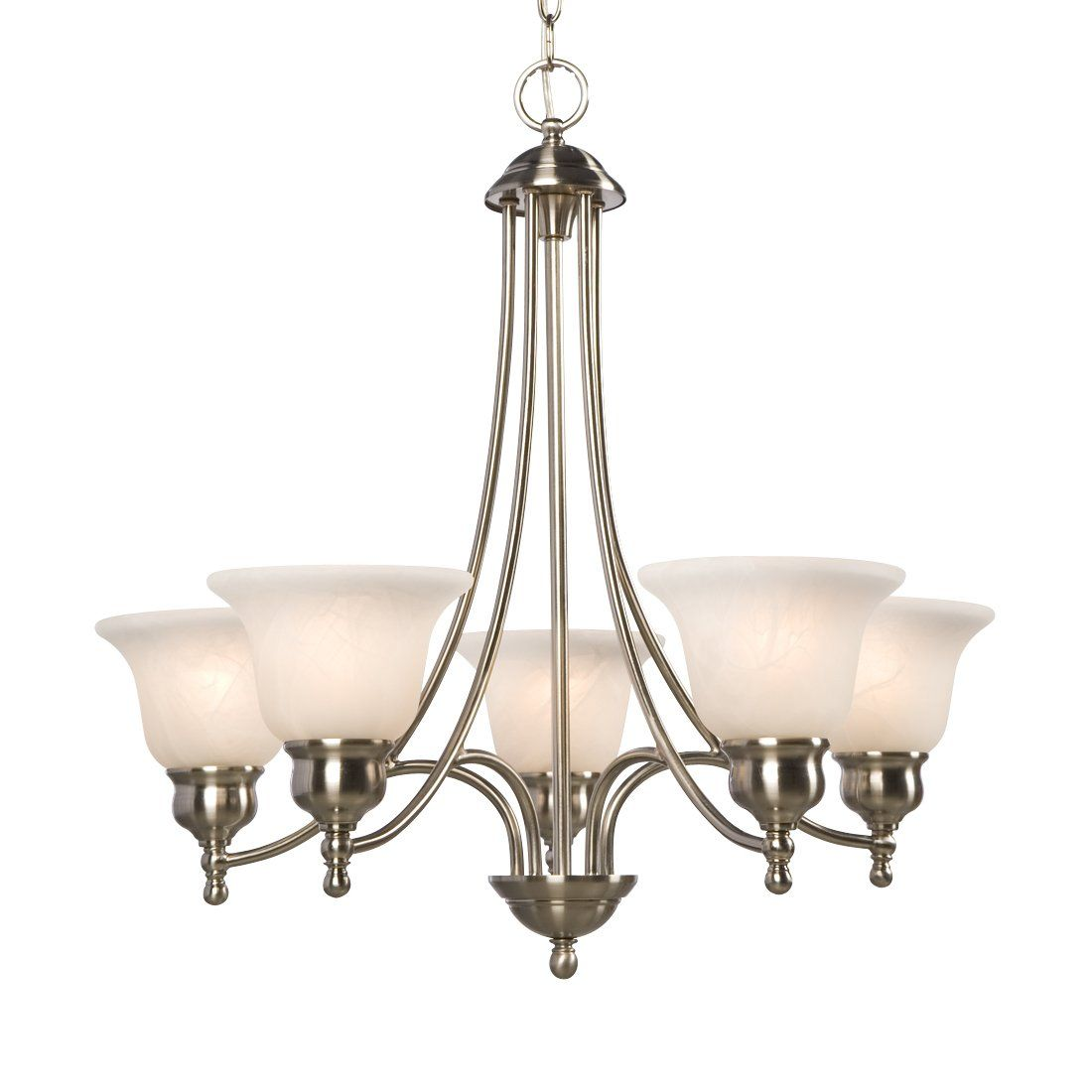 Shop Galaxy Lighting  800805 5 Light Dover Chandelier  at The Mine. Browse our chandeliers, all with free shipping and best price guaranteed.