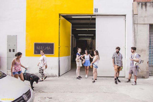 Malha a iniciativa carioca que reflete o novo momento da moda http://ift.tt/2hGE2Eg
