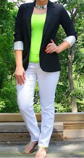 How to wear neons! <3