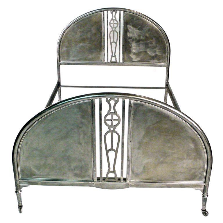 Machine Age Gothic Bed