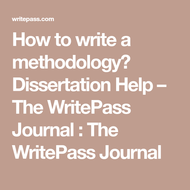 Help with writing a dissertation jobs