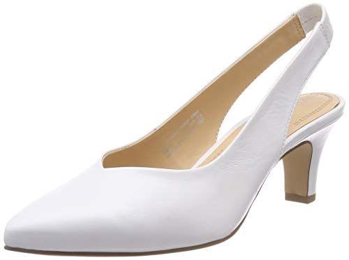 c01291c91c7573 Tamaris 22426 Escarpins Femme Blanc (White Matt 108) 38 EU | Mariages |  Escarpin femme, Escarpins, Escarpin blanc