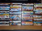 Wholesale Lot 100 DVDs&DVDs Movies Assorted(ActionDramaComedyRomanceFamily)