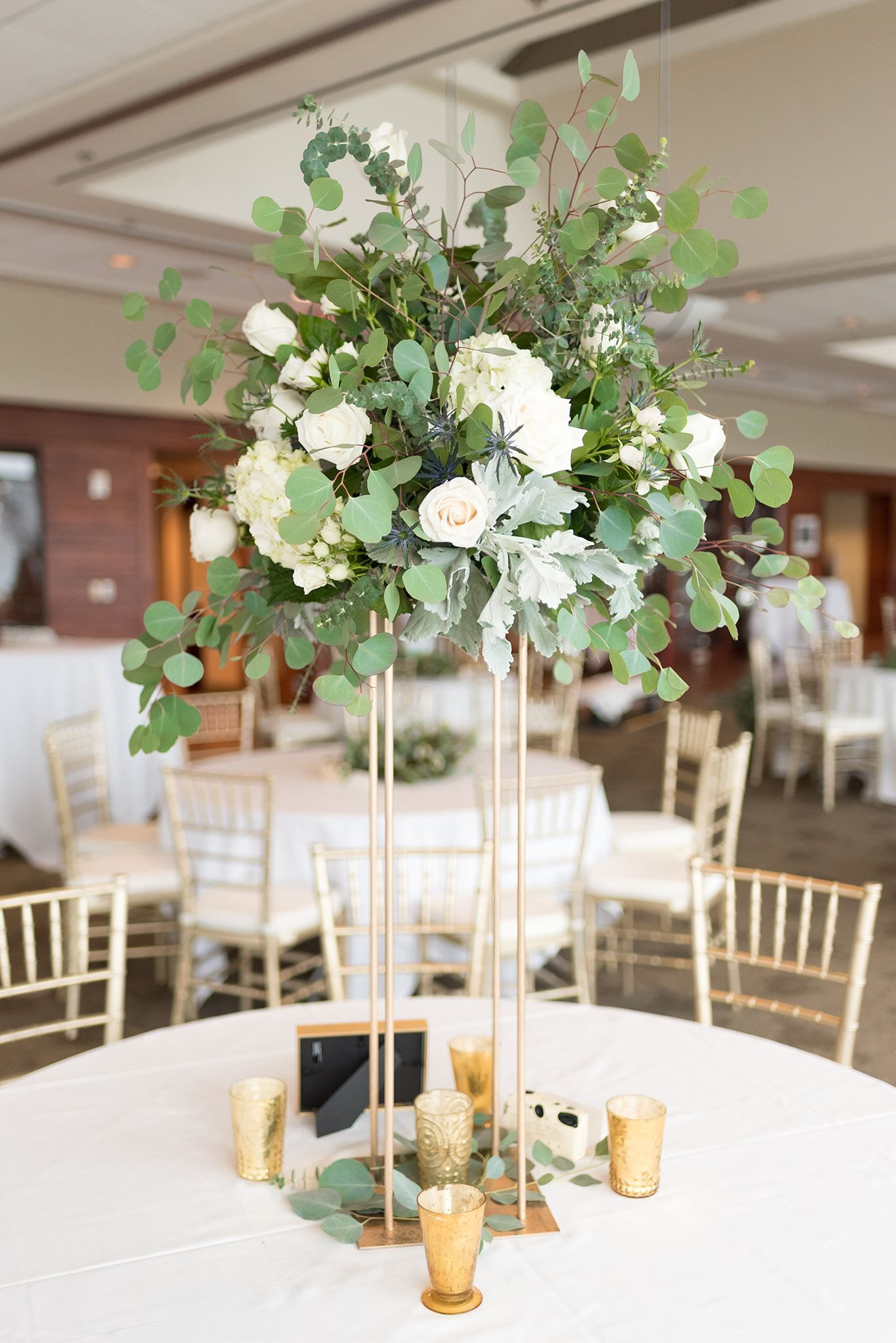 Wedding Floral Rentals And Lighting Wedding Table Centerpieces
