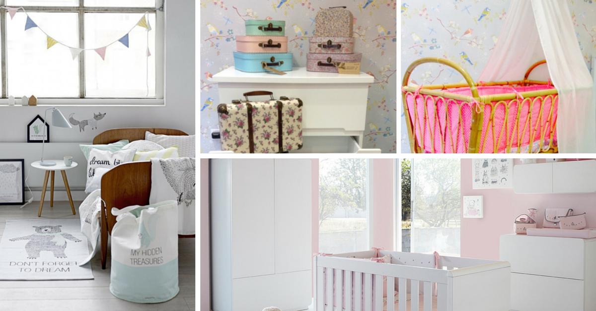 Muebles y decoración para habitaciones infantiles - estilo nórdico ...