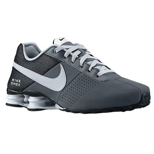 Nike Shox Black Mens