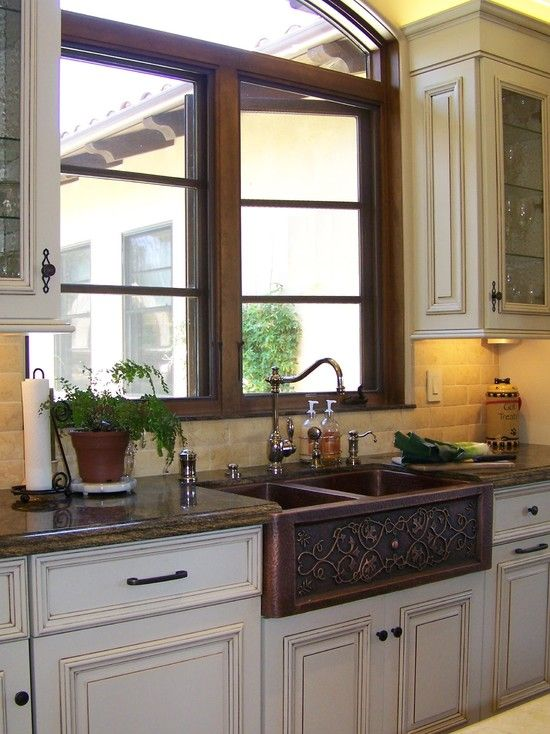 Bath And Kitchen Remodeling Decor steve - likes white with darker inlay on cabinets. traditional