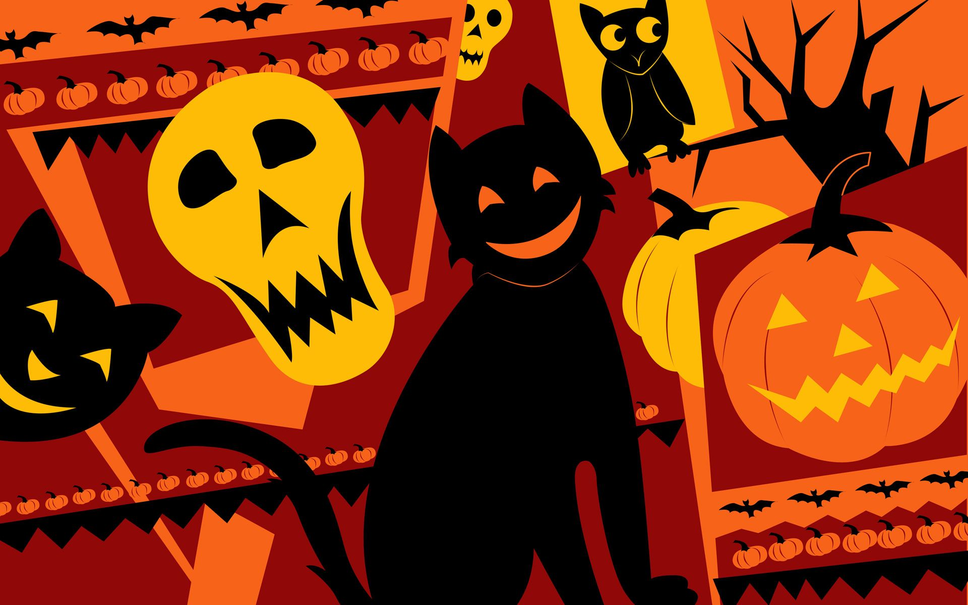 Resultado de imagem para halloween wallpapers