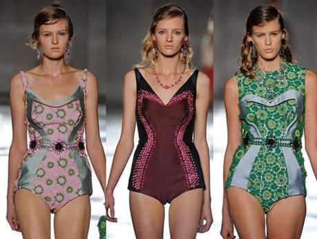 Costume Da Bagno Pin Up Anni 50 : A dieta per la prova costume moda intimo costumi da bagno