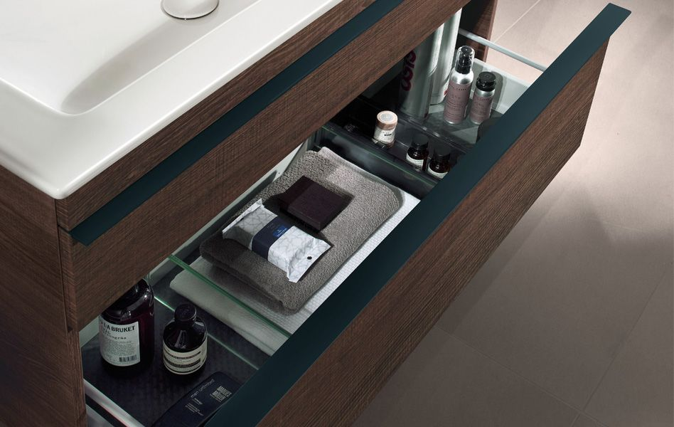Coleccion Venticello De Villeroy Boch Bathroom Furniture Wash Basin Interior Architecture Design