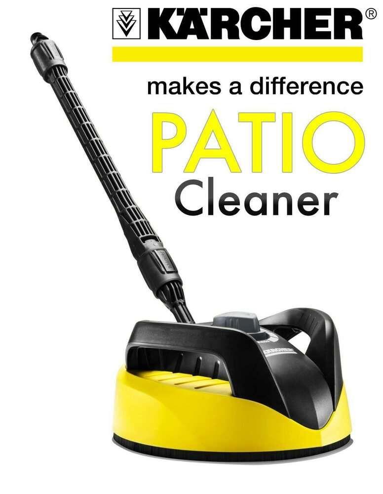 Karcher T350 Patio & Deck Cleaner Pressure Washer Splash