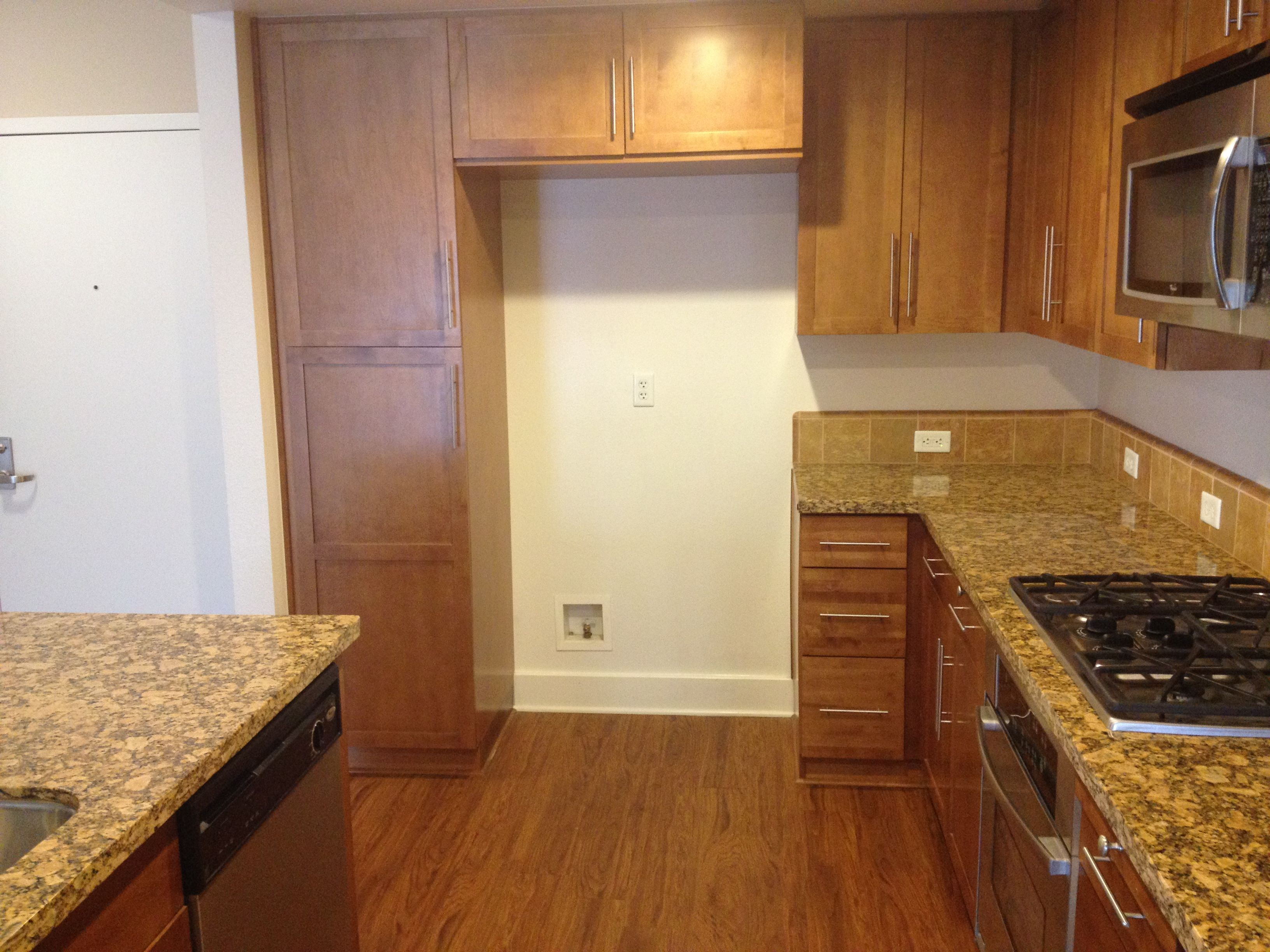 Location: Nick\'s Apartment (There will be a fridge by the ...
