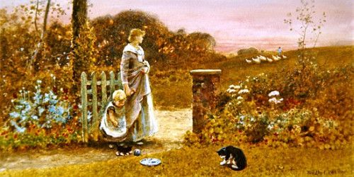 Thomas James Lloyd, 'Evening'