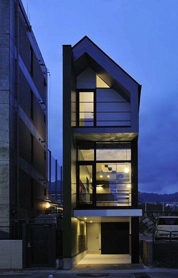 Narrow house sanctuary pinterest narrow house for 9m narrow block house designs