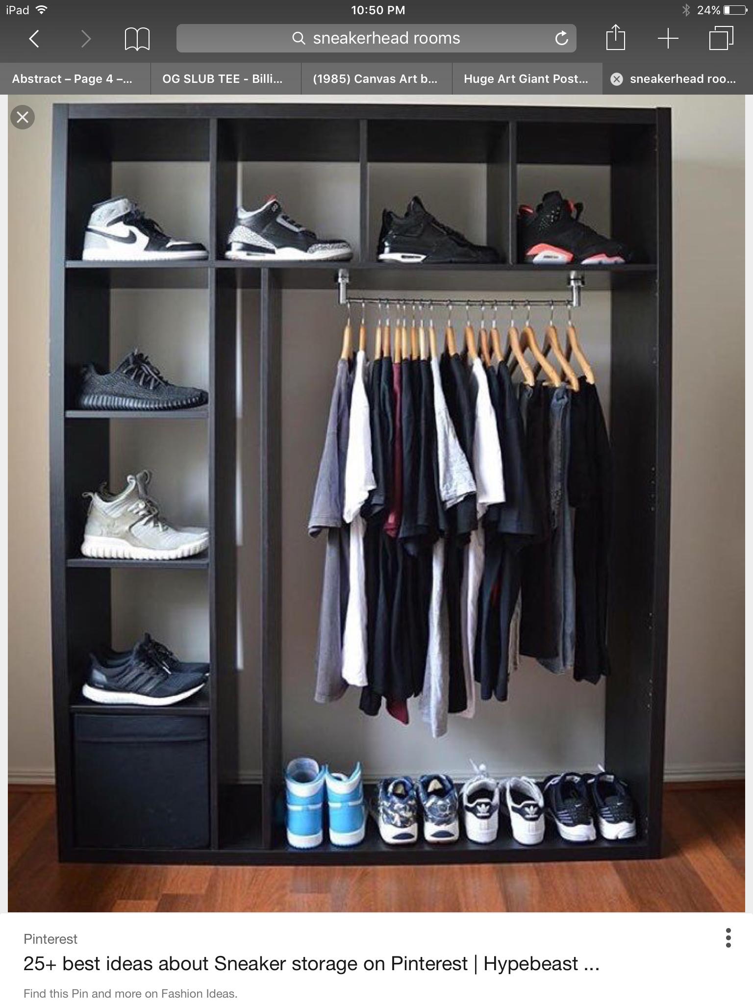 Fashion Wardrobe Closets