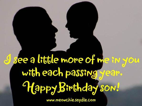 Happy Birthday Mom Quotes From Son In Hindi: Birthday Wishes For Son