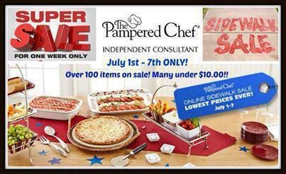 Never before sale!!! Visit YOUR Independant Consultant, Jennifer Dawkins' website TODAY!!!   www.pamperedchef.biz/pcjenimes11.
